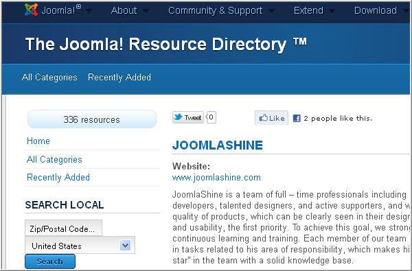 Joomla SEO FAQs: Get backlinks
