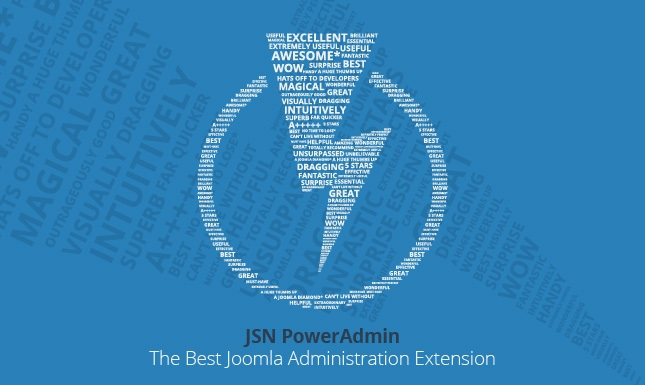 Why choose Joomla-JSN PowerAdmin