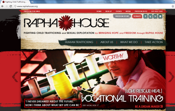Joomla powered websites - Rapha HousJoomla powered websites - Rapha House - Sentence