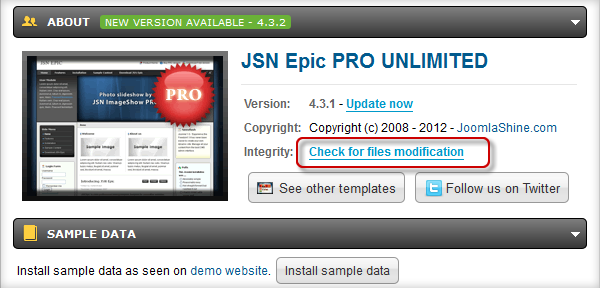 Upgrade Joomla Template From Old Version In A Detail Guideline