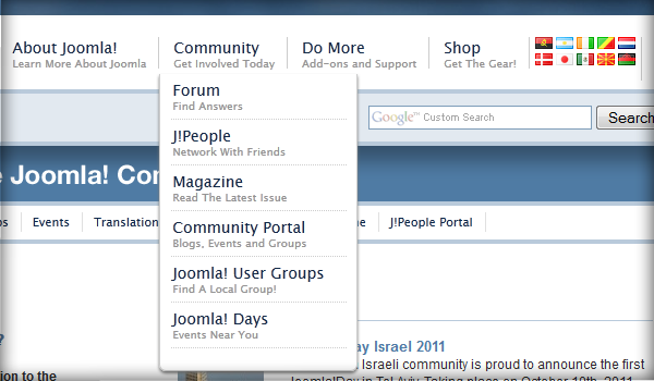 Well-known Joomla Community Websites you should know