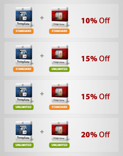 Shopping smart - get Joomla templates for a low price