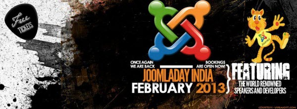Are you going to join Joomla Day India 2013?