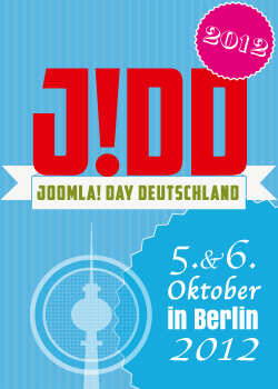 Joomla Day 2012 Germany Banner 150x250 | Joomla Day