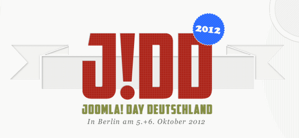 Joomla Day 2012 in Germany - Come to meet and talk!
