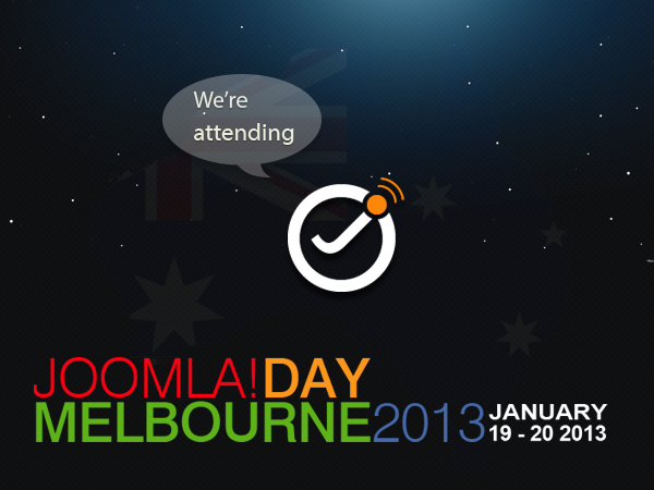 Description: Description: JoomlaShine attend JDM 2013