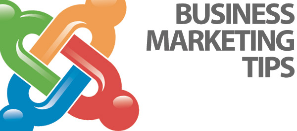 Joomla business marketing tips