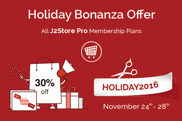 black friday and cyber monday joomla deals