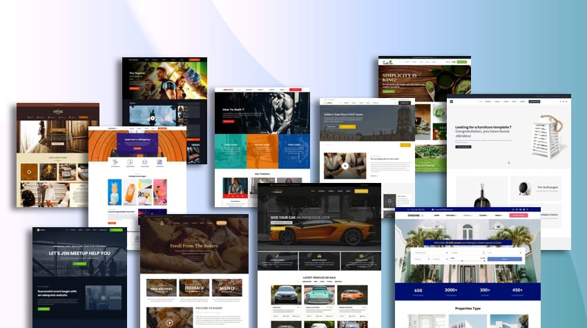 JoomlaShine template is perfectly responsive in every device