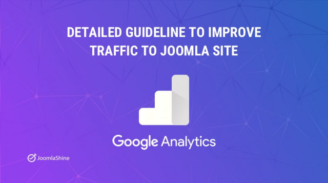 [Google Analytics tutorials] Detailed guideline to improve traffic to Joomla site