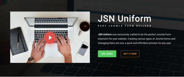 [New release] JSN UniForm 4.0.0 is here to give your Joomla form more power