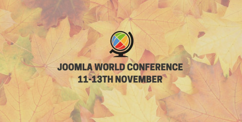 Join Joomla World Conference 2016 and get your ticket discount here!