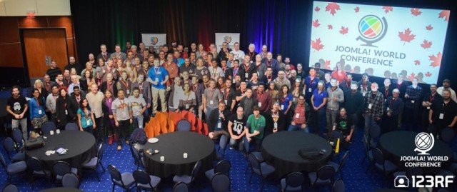 A wrap-up of Joomla! World Conference 2016 by JoomlaShine team