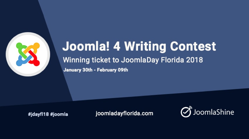 Join-Joomla-4-Writing-Contest-to-win-tickets-to-Joomla-Day-Florida