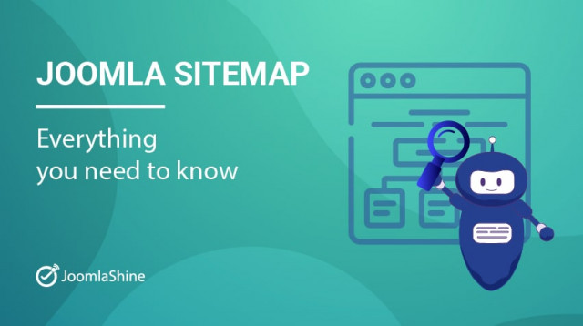 Joomla sitemap - Everything you need to know