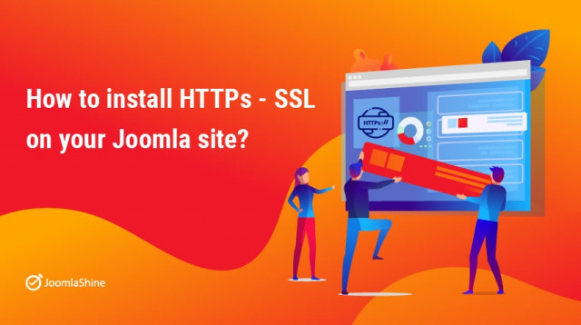 How to setup HTTPs - SSL on Joomla ?