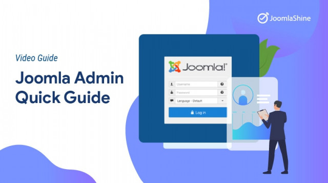 Joomla Admin Quick Guide - Change Password, Manage Users and More