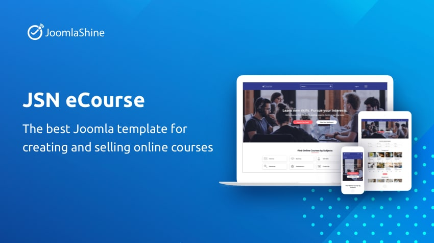 jsn-ecourse-all-inclusive-joomla-lms-template