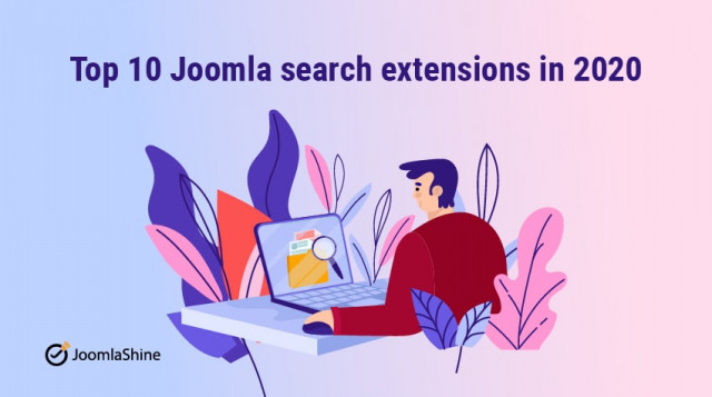 Top 10 Joomla search extensions in 2020