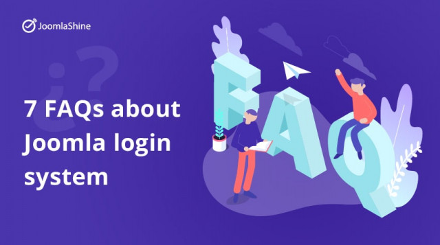7 FAQs about Joomla login system you need to know