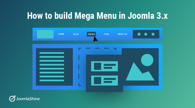 How to build a mega menu in Joomla 3.x