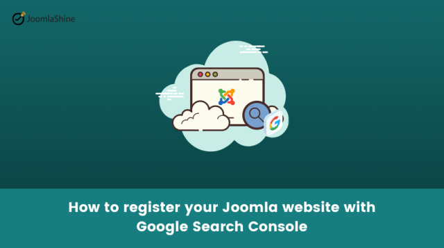 How to register your Joomla website with Google Search Console