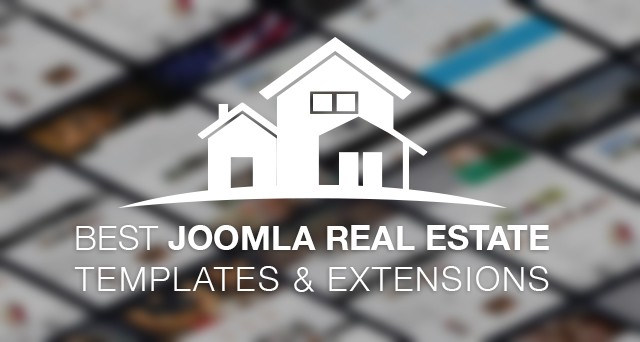 Top Joomla templates and extensions for a killer real estate website