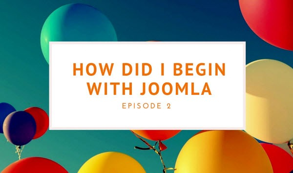 [How Did I Begin With Joomla] Episode 2: Meet Soren Beck Jensen