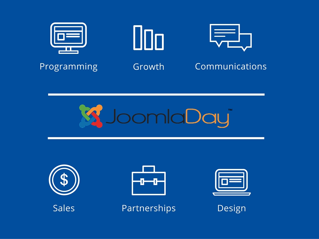 Spend your day at a JoomlaDay, why not?