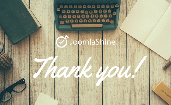 [JSN Customer Survey] Thank you for helping us become better!