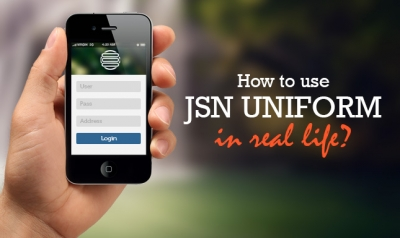 How to use JSN UniForm in real life?