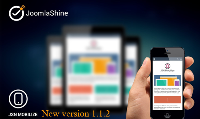 WHAT'S NEW IN JSN MOBILIZE 1.1.2