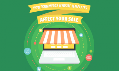 [Infographic] How e-Commerce Website Templates Affect your Sale