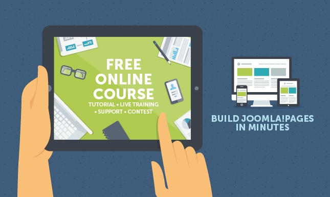 Worksheet. Giveaway The Unique FREE Online Course  Build and Manage Joomla