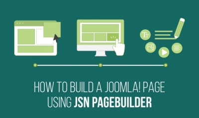 How to build Joomla page using JSN PageBuilder