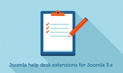 Top Joomla help desk extensions for Joomla 3.x worth giving a try