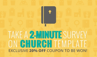 Are You Looking For A Church Joomla! Template? Join Us In Building It Now!
