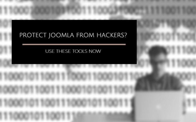Best 4 Joomla security extensions to protect your website from hackers