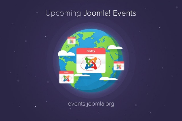 5 Highlight Joomla! Events in the next 10 weeks