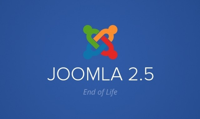 [Announcement] Ended Support Plan for Joomla! 2.5