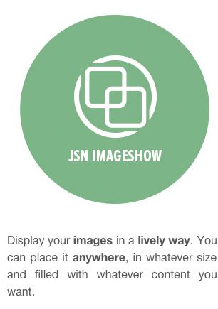 11 JSN ImageShow - JSN Solid - Responsive Joomla Education Template