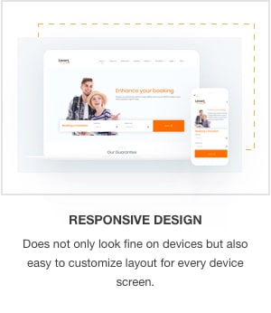 JSN Levart - A Responsive Joomla Template for Booking and Travel - 8