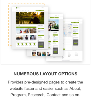 JSN Solid - A Clean & Responsive Education Template for Joomla - 6
